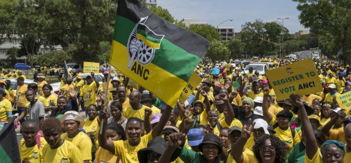 South Africa: Thousands join march against racism