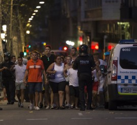 Spain: 13 killed, over 100 injured, in Barcelona terrorist attack