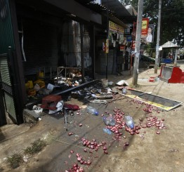 Sri Lanka: Muslims attacked despite emergency decree