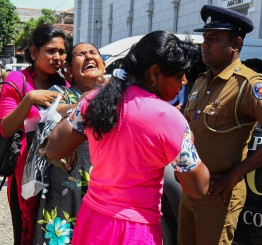 Sri Lanka: Death toll in in terror attacks roars to 290