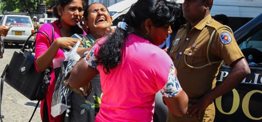 Sri Lanka: Death toll in in terror attacks roars to 290
