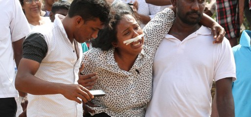 Sri Lanka: Death toll from terrorists bombings rises to 359