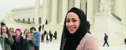 Supreme Court shows sympathy to woman denied job due to hijab