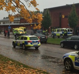 Sweden: Teacher, pupil killed by non Muslim in knife attack at school