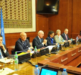 Switzerland: US welcomes Syrian opposition at Geneva talks