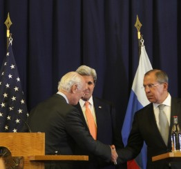 Switzerland: US, Russia announce truce deal on Syria