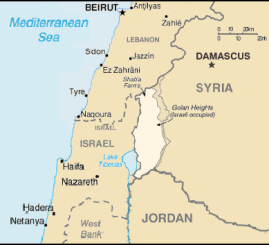 Syria: Israeli jets hit targets in Syria