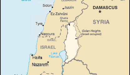 Israel to send 250,000 settlers to occupied Syrian Golan Heights