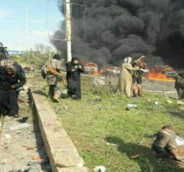 Syria: Blast kills at least 112 Shia Muslim evacuees, many of them children