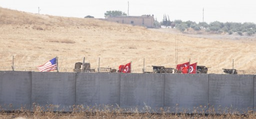 Syria: Turkey, US begin joint patrols for Syria safe zone