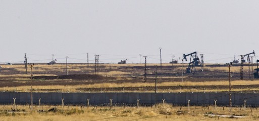US rebuilding illegal military bases in northeast Syria