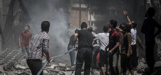 Syria Govt attacks kill 15 in N Syria