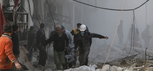 Syria: 25 more civilians killed in Eastern Ghouta