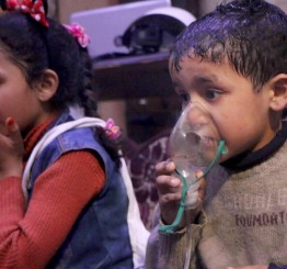 Syria: Death toll from suspected chemical attack rises to over 70