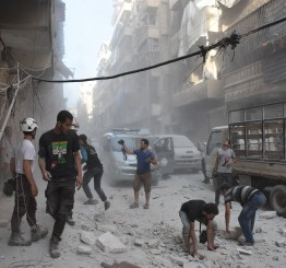 Syria:160 civilians killed by US-led airstrikes in N Syria