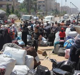 Syria: US strikes Syrian Govt-allied forces