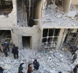 Syria: Russian airstrikes kill 25 civilians in Aleppo
