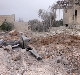 Syria: Civilians killed by Syrian Govt & US led attacks