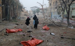 Syria: 45 killed as Syrian forces shell Aleppo, claim rebels