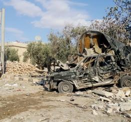 Syria: Russian airstrike kills 11 in Idlib