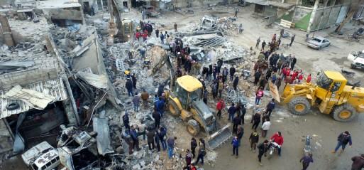 Syria: 313 civilians killed in Idlib since Nov. 2019