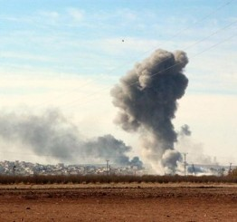 Syria: ISIL attacks Kurdish-held post on Syria-Turkey border