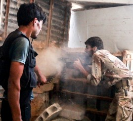 France joins US to attack Syria on allegation of use of chem weapons
