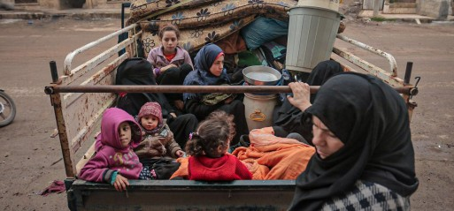 Syrian, Russian airstrikes kill 15 civilians in Idlib