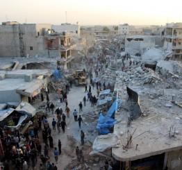Syria: Airstrikes kill 53 in Aleppo province
