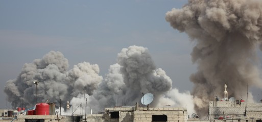 UN concerned over mounting civilian deaths in Syria