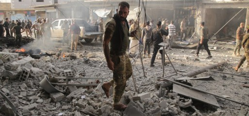 Syria: 13 civilians killed, 20 injured in terror attack on N Syria