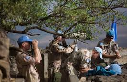 Syria: UNDOF staff freed from Syria rebels in Golan Heights
