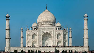 BJP threat to Taj Mahal