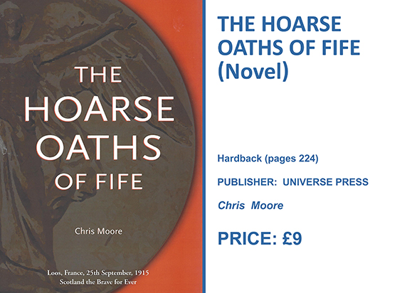 THE HOARSE OATHS OF FIFE