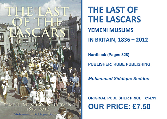 THE LAST OF THE LASCARS