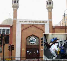 Call for increased security funding as attacks on mosques more than double