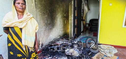Muslims killed and injured in Sri Lanka