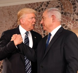 Trump defies all international norms to meet election pledge over Jerusalem