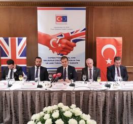 Turkish minister concerned rise of Islamophobia in UK & Europe