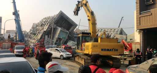 Taiwan: Death toll from quake rises to 94