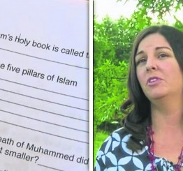 Tennessee mother lobbies for removal of studies on Islam from curriculum