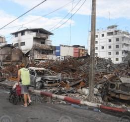 Thailand: Blast kills 1 Thai marine, injures 4 others in south