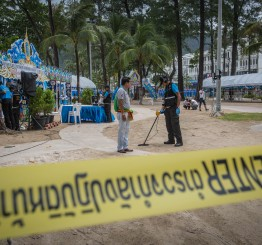 Thailand: Series of fatal bombings kill 4, injure 35