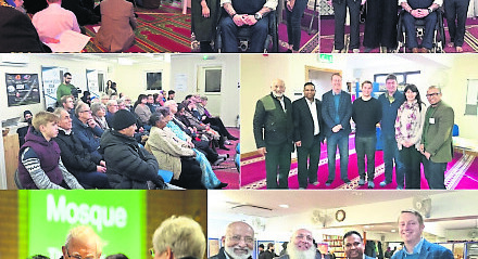 Thousands of Brits take part in #VisitMyMosque Day