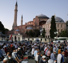 Turkey: Hagia Sophia to be open for all: Turkish president