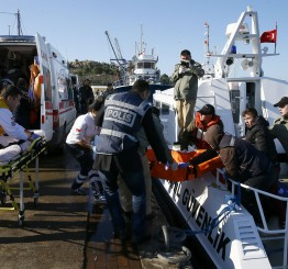 Turkey:  Four die after boat sinks off western Turkey