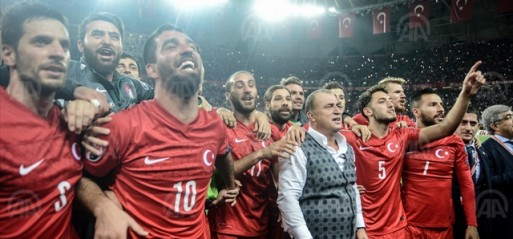 Turkey gets FIFA's 'Best Mover of the Year' award