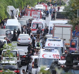 Turkey: Blast near police station in Istanbul injures 10 people