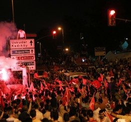 Turkey's short-lived coup crushed in less than 24 hours