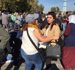 Turkey: Dozens of casualties in blasts at Ankara train station